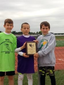 St James Cross Country